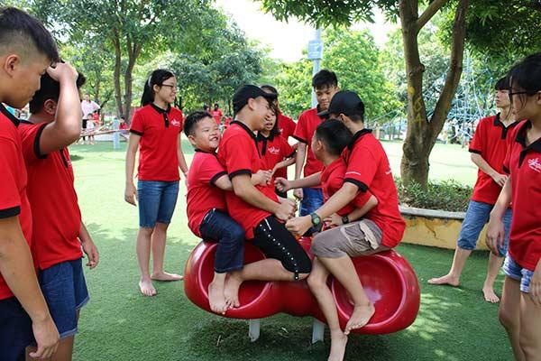 Lớp học kỹ năng sống cho trẻ tại Hà Nội