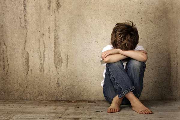 trầm cảm ở trẻ