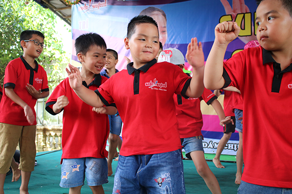 Các hoạt động tăng khả năng ghi nhớ của trẻ